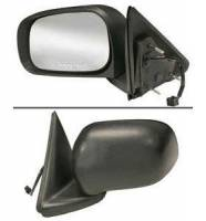 Mirrors - Dodge - Kool Vue - 05-06 DODGE DAKOTA MIRROR LH, POWER, FOLDING, 6X9