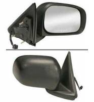 Mirrors - Dodge - Kool Vue - 05-06 DODGE DAKOTA MIRROR RH, POWER, FOLDING, 6X9