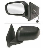 Mirrors - Dodge - Kool Vue - 04-05 DODGE DURANGO  MIRROR LH, POWER, HTD, FOLDING, W/O MEM