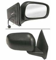 Mirrors - Dodge - Kool Vue - 04-05 DODGE DURANGO  MIRROR RH, POWER, HTD, FOLDING, W/O MEM