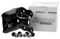 Spring Shackle Kits - Ford - Key Parts - 86-08 Ford Ranger & 94-07 Mazda B Series Pickups 2.5 in. Rear Leaf Spring Hanger Kit