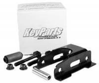 Key Parts - 02-05 Ford Explorer Sport and Sport Trac Rear Shackle Kit