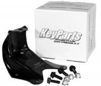 Spring Shackle Kits - Ford - Key Parts - 86-96 Ford F-150 2WD Rear Leaf Spring Hanger Kit