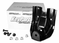 Spring Shackle Kits - Chevy - Key Parts - 88-98 Chevy/GMC CK 1500, 2500 2WD Truck Rear Leaf Spring Hanger Kit