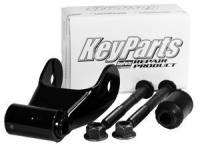 Spring Shackle Kits - Ford - Key Parts - 97-03 Ford F-150 2WD & 4WD Rear Shackle Kit