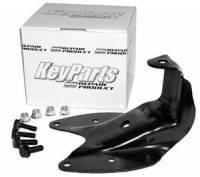 Spring Shackle Kits - Ford - Key Parts - 97-03 Ford F-150 2WD & 4WD Rear Leaf Spring Hanger Kit