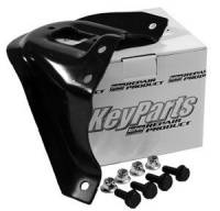 Spring Shackle Kits - Chevy - Key Parts - 88-98 Chevy/GMC CK 1500, 2500, 3500 4WD LH Drivers Side Rear Upper Shock Mount