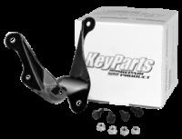 Spring Shackle Kits - Ford - Key Parts - 86-97 Ford Ranger/94-97 Mazda B Series Pickup Front Rear Leaf Spring Hanger Kit
