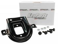 Spring Shackle Kits - Chevy - Key Parts - 88-98 Chevy/GMC CK 1500, 2500, 3500 2WD LH Drivers Side Rear Upper Shock Mount