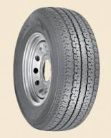 "Trailer Tires & Wheels - 15"" Trailer Tires - ST225/75R/15 TowMax Load Range ""E"" 10 Ply Trailer Tire"