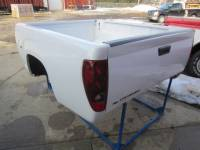 Chevrolet & GMC Truck Beds - Chevy Colorado/GMC Canyon Truck Beds - 04-13 Chevy Colorado/GMC Canyon 6ft White Takeoff Truck Bed