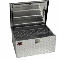 "K&W Standard Toolboxes - Utility Boxes - K&W - K&W 34.125"" Jeep Utility Toolbox"