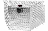 K&W Standard Toolboxes - Trailer Tongue Toolboxes - K&W - K&W 34 in. L x 14.75 in. W x 18H Notched Series Tongue Box