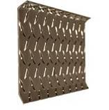 K&W Standard Toolboxes - Trailer Accessories - K&W - K&W Diamond Tread Aluminum Crown Molding Trailer Garage