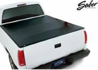 Tonneau Covers  - Ford Tonneau Covers - Extang - 04-08 Ford F-150 5.5ft SuperCrew Extang Saber (Snapless) Tonneau Cover