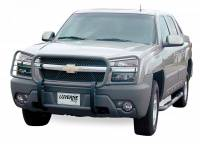 Luverne - 02-06 Chevy Avalanche 1500 Black Grille Guard