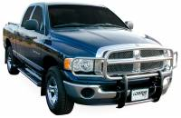 Luverne - 02-08 Dodge Ram 2500/3500 Luverne Black Grille Guard