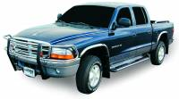 Grille Guards - Dodge Grille Guards - Luverne - 97-04 Dodge Dakota/Durango Luverne Chrome Grille Guard