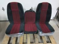 Custom C-200 Tri-Way Seats - Dodge Truck Seats - DAP - Custom Color Dodge Ram Full Size Truck C-200 Triway Seat