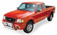 98-00 Ford Ranger Westin 3 in. Chrome Stainless Bull Bar - Image 2