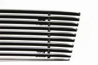 Grille Inserts - Chevy/GMC - Carriage Works - 00-06 Chevy Suburban/Tahoe/99-02 Silverado 1500 Carriage Works Polished Billet Bolt Over