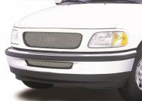 Grille Inserts - Ford - Street Scene - 99-03 Ford F-150 Lightning Street Scene OEM Chrome Valance Grille Insert