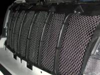 Grille Inserts - Ford - Stull - 04-08 Ford F-150 Overlay w/Honeycomb Stull Grille Insert