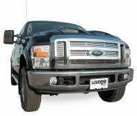Grille Inserts - Ford - Luverne - 08-10 Ford F250/F350 Superduty Luverne SST Grille Insert
