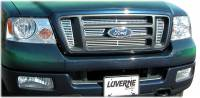 Grille Inserts - Ford - Luverne - 99-04 Ford F250/F350 Superduty Luverne SST 3pc Grille Insert