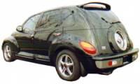 Spoilers - Chrysler - APM - 01-10 Chrysler PT Cruiser F/S APM Plastic Spoiler w/o light
