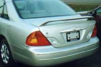 Spoilers - Imports - APM - 00-04 Toyota Avalon 2-post custom APM Plastic Spoiler w/light