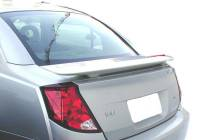APM - 03-07 Saturn Ion 4 dr. F/S APM Plastic Spoiler w/o light