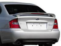 APM - 05-09 Subaru Legacy Sedan custom APM Plastic Spoiler w/light