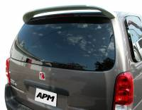 APM - 05-07 Saturn Relay custom APM Plastic Spoiler w/o light
