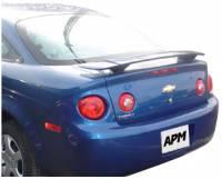 APM - 05-10 Chevy Cobalt 2dr F/S APM Plastic Spoiler w/o light