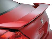APM - 06-07 Honda Accord 2 dr. F/S APM Plastic Spoiler w/o light