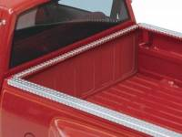 Diamond Tailgate Caps/Covers - Chevy/GMC - K&W - 88-98 Chevy/GMC C/K K&W Black Diamond Plate Aluminum Front Cap