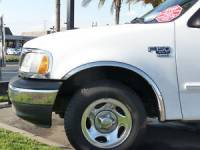 TFP - 97-03 Ford F-150 TFP Stainless Steel Fender Trim