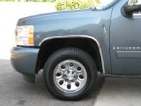 Fender Trim - Chevy/GMC Fender Trim - N/A - 07-13 Chevy/GMC Silverado Fender Trim