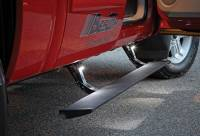 Running Boards - Chevy/GMC Running Boards - 07-13 Chevy Silverado/GMC Sierra Crew Cab Bestop Powerboard NX Retractable Running Boards