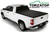 Tonneau Covers  - Dodge Tonneau Covers - Advantage - 09-15 Dodge 6.5ft Bed Advantage TorzaTop Premier Cover