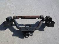 Trailer Hitches - Dodge Trailer Hitches - 11-12 Dodge RAM 2500 Crew Cab Trailer Hitch  w/ Sway Controller