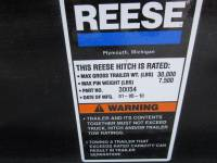 Reese Low Profile Fifth Wheel Hitch - Image 6