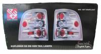 Lighting - Ford Lights - IPCW 02-05 Ford Explorer 4DR Taillight Set