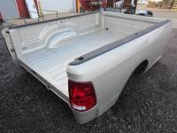 09-18 Dodge Ram Truck Beds - 8ft Long Bed - Used 09-14 Dodge Ram Gold 8ft Long Bed