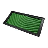 Air Filters - Dodge Air Filters - Green Filter - 94-02 Dodge Ram 1500/2500/3500 3.9L V6/ 5.2L 5.9L V8 Green Filter High Performance Air Filter