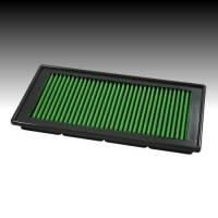 Air Filters - Chevy/GMC Air Filters - Green Filter - 92-04 Chevy S-10/GMC Sonoma 2.2L-L4/4.3L V6 Green Filter High Performance Air Filter