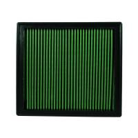 Air Filters - Dodge Air Filters - Green Filter - 03-09 Dodge Ram 2500/3500 5.9L Diesel Green Filter High Performance Air Filter