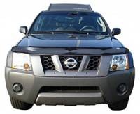 Bug Shields - Import Bug Shields - 98-00 Nissan Frontier/00-01 Xterra AVS Smoke Bug Shield