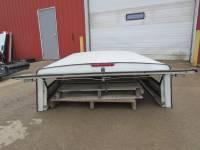93-11 Ford Ranger 6ft Short Bed White Aluminum Gem Top Jobsite Work Cap - Image 8